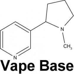 Add nicotine to, up to...
